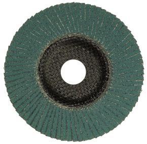 Vejárovitý brúsny kotúč Best for Inox 125 mm, 22,23, 80