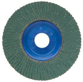 Vejárovitý brúsny kotúč Best for Inox 125 mm, 22,23, 60