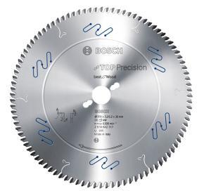 Pílový list do okružnej píly Top Precision Best for Wood 250 x 30 x 3,2 mm, 80