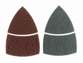 2-dielna súprava čistiacich plstí 102 x 62, 93 mm