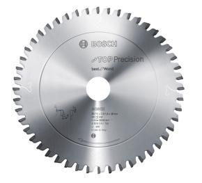 Pílový list do okružnej píly Top Precision Best for Wood 254 x 30 x 2,3 mm, 60