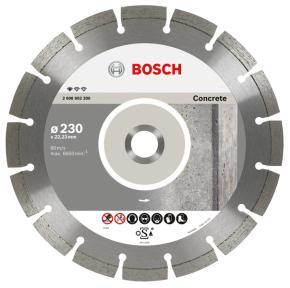 Diamantový rezací kotúč Professional for Concrete 300 x 22,23 x 3,1 x 10 mm