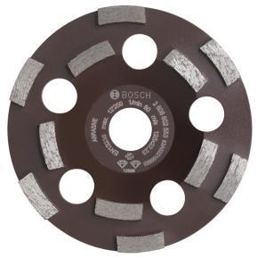 Diamantový miskovitý kotúč Expert for Abrasive 50 g/mm, 125 x 22,23 x 4,5 mm