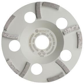 Diamantový miskovitý kotúč Expert for Concrete Extraclean 50 g/mm, 125 x 22,23 x