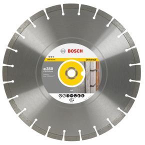 Diamantový rezací kotúč Expert for Universal 400 x 20,00+25,40 x 3,2 x 12 mm