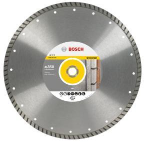 Diamantový rezací kotúč Professional for Universal Turbo UPE-T 350 x 20,00+25,40