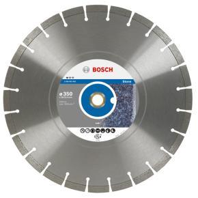 Diamantový rezací kotúč Professional for Stone 350 x 20,00+25,40 x 3,1 x 10 mm