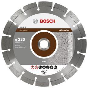 Diamantový rezací kotúč Expert for Abrasive 230 x 22,23 x 2,4 x 12 mm