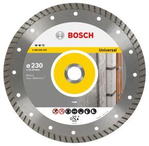 Diamantový rezací kotúč Expert for Universal Turbo 300 x 22,23 x 3 x 12 mm