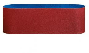 3-dielna súprava brúsnych pásov 60 x 400 mm, 150