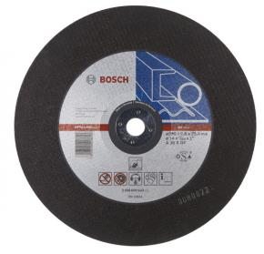 Rovný rezací kotúč na kovy A 36 R BF, 400 mm, 25,4 mm, 3,2 mm
