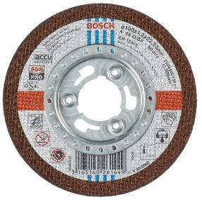 Rovný rezací kotúč na kovy, SDS-pro A 46 Q BF, 100 mm, 22,23 mm, 1,2 mm