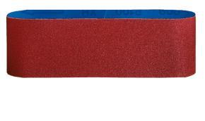 3-dielna súprava brúsnych pásov 75 x 610 mm, 60; 80; 100