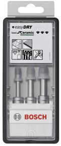 3-dielna súprava diamantových vrtákov na vŕtanie nasucho Robust Line - Easy Dry