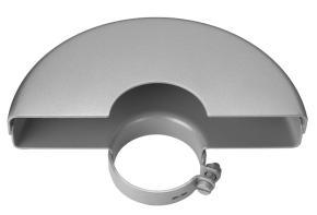 Ochranný kryt pri delení materiálov 180 mm, s kódovaním