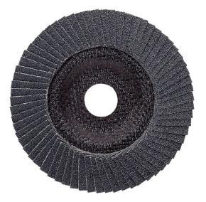 Vejárovitý brúsny kotúč 125 mm, 22,23 mm, 120,  U/min