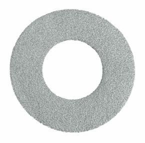 5-dielna súprava brúsnych listov 100 mm, 47 mm, 60