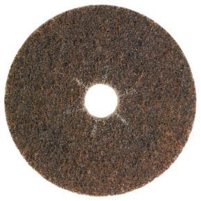 2-dielna súprava plsti 125 mm, 22,23 mm, Coarse, 7650 U/min