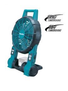 Aku ventilátor Makita DCF201Z - bez akumulátora a nabíjačky