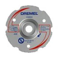 DSM600 - Viacúčelový deliaci kotúč na zapichovacie rezy