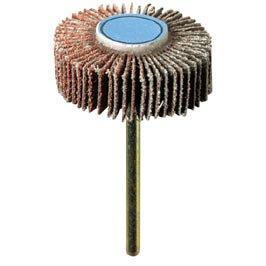 Lamelový stopkový brúsny kotúč 9,5 mm (502)