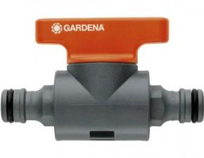 Spojka s regulačným ventilom Gardena