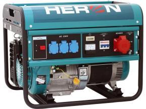 EGM 60 AVR-3 Benzínová elektrocentrála