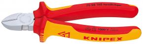 Kliešte bočné štípacie Knipex 7006160 1000V