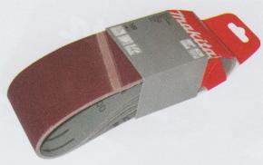 Brúsne pásy z tkaniny 76 x 610 mm