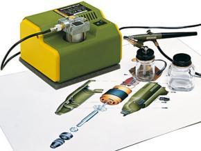 Kompresor MK 240 so striekacou pištoľou AB 100 - 27120